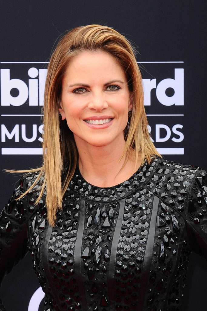 Natalie Morales at Billboard Music Awards in Las Vegas 05/20/2018-4