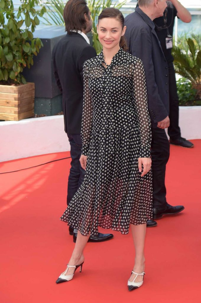 Olga Kurylenko at The Man who Killed Don Quixote Photocall During the 71st Cannes Film Festival in Cannes 05/19/2018-2