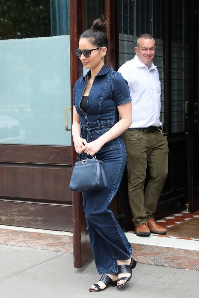 Olivia Munn Was Seen Out in New York City 05/20/2018-1