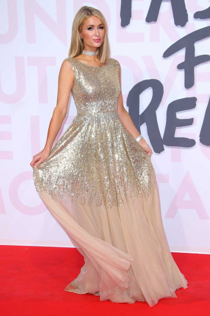 Paris Hilton at the Fashion For Relief During the 71st Cannes Film Festival in Cannes 05/13/2018-2