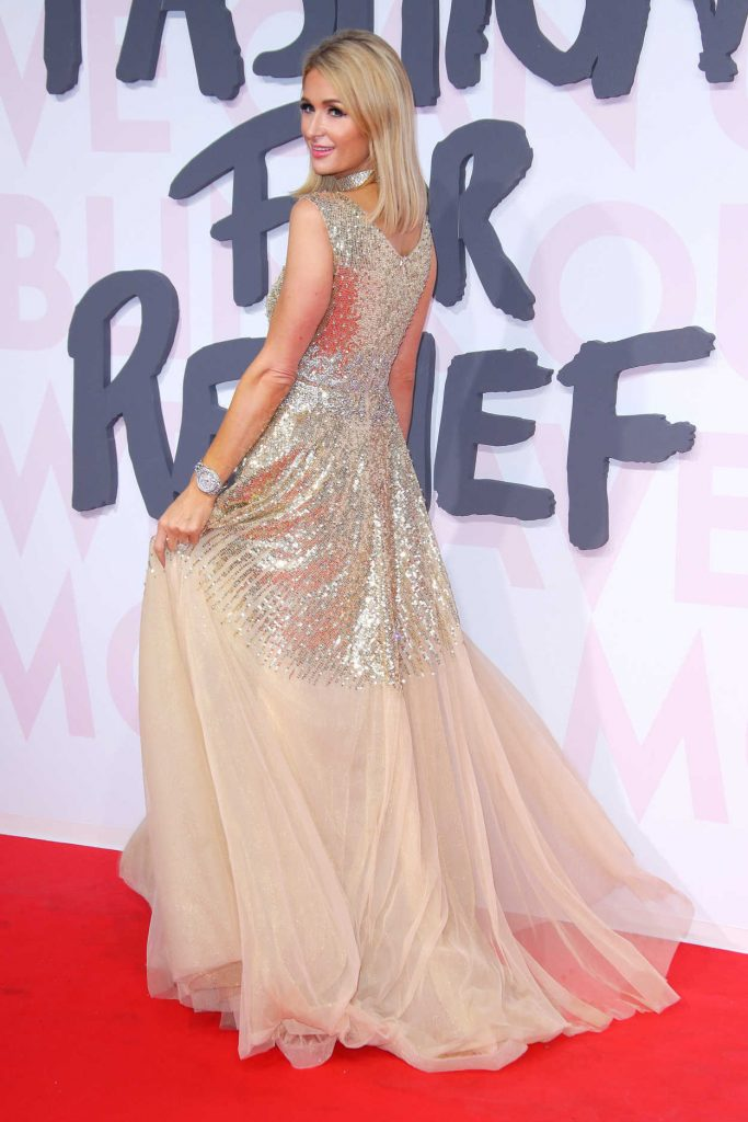 Paris Hilton at the Fashion For Relief During the 71st Cannes Film Festival in Cannes 05/13/2018-4