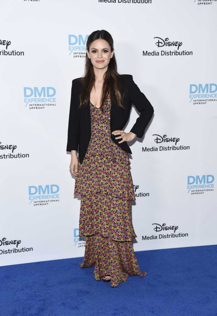 Rachel Bilson at ABC International Upfronts in Burbank 05/20/2018-1