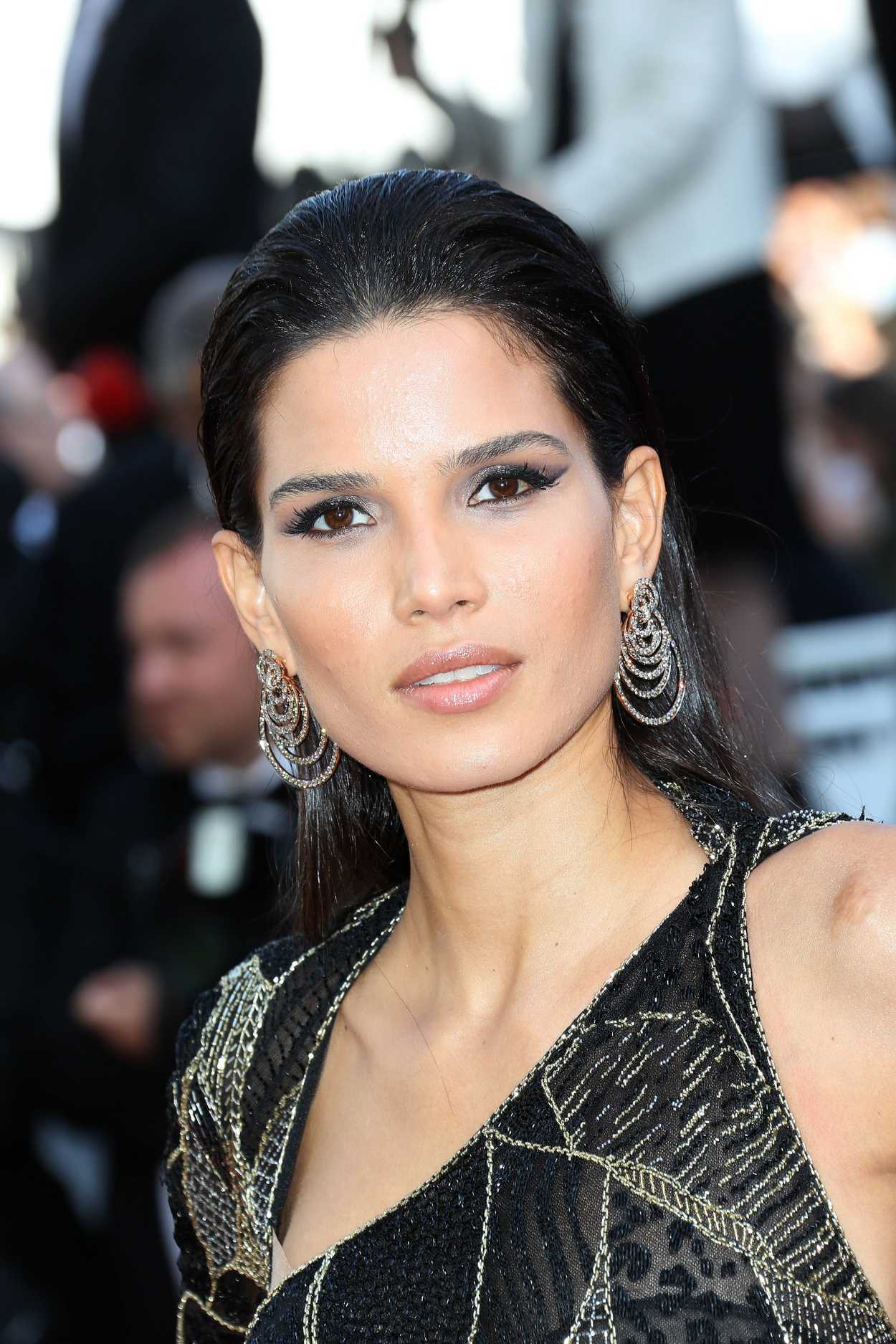 Raica Oliveira At The Girls Of The Sun Premiere During The