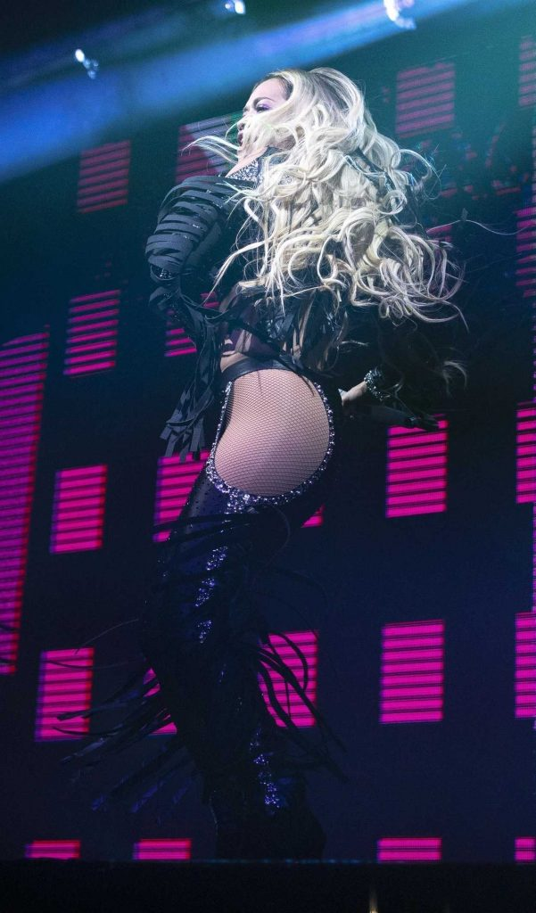 Rita Ora Performs Live on Stage at O2 Academy in Newcastle 05/13/2018-5
