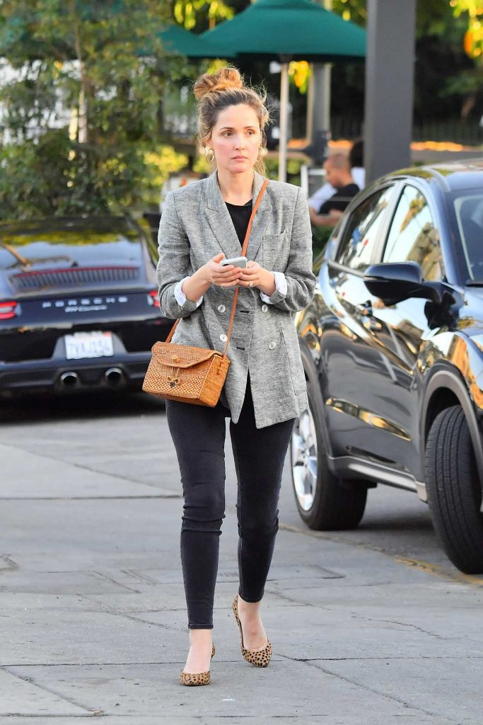 Rose Byrne Was Spotted Out in Los Angeles 05/24/2018-1