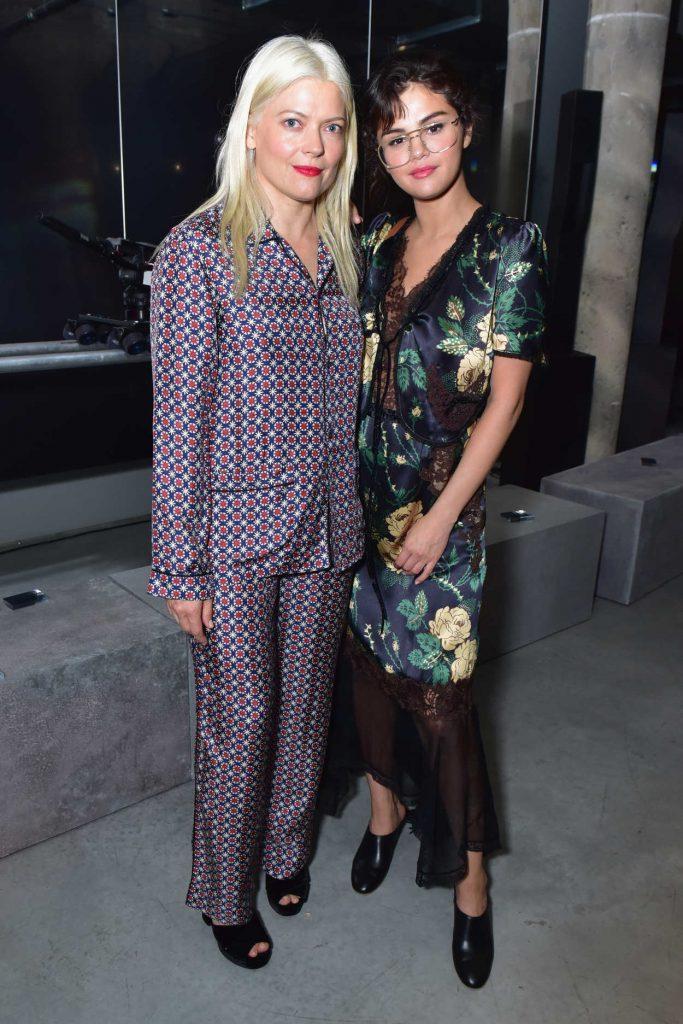 Selena Gomez at the Prada Resort 2019 Fashion Show in New York City 05/04/2018-3