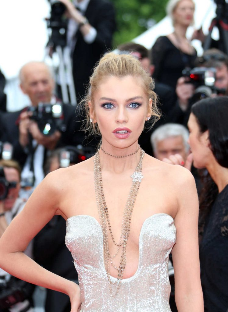 Stella Maxwell at Sorry Angel Premiere During the 71st Cannes Film Festival in Cannes 05/10/2018-5