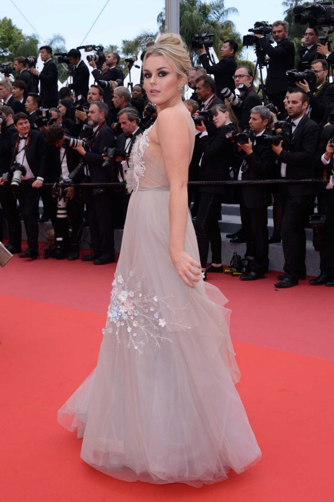 Tallia Storm at Sorry Angel Premiere During the 71st Cannes Film Festival in Cannes 05/10/2018-3