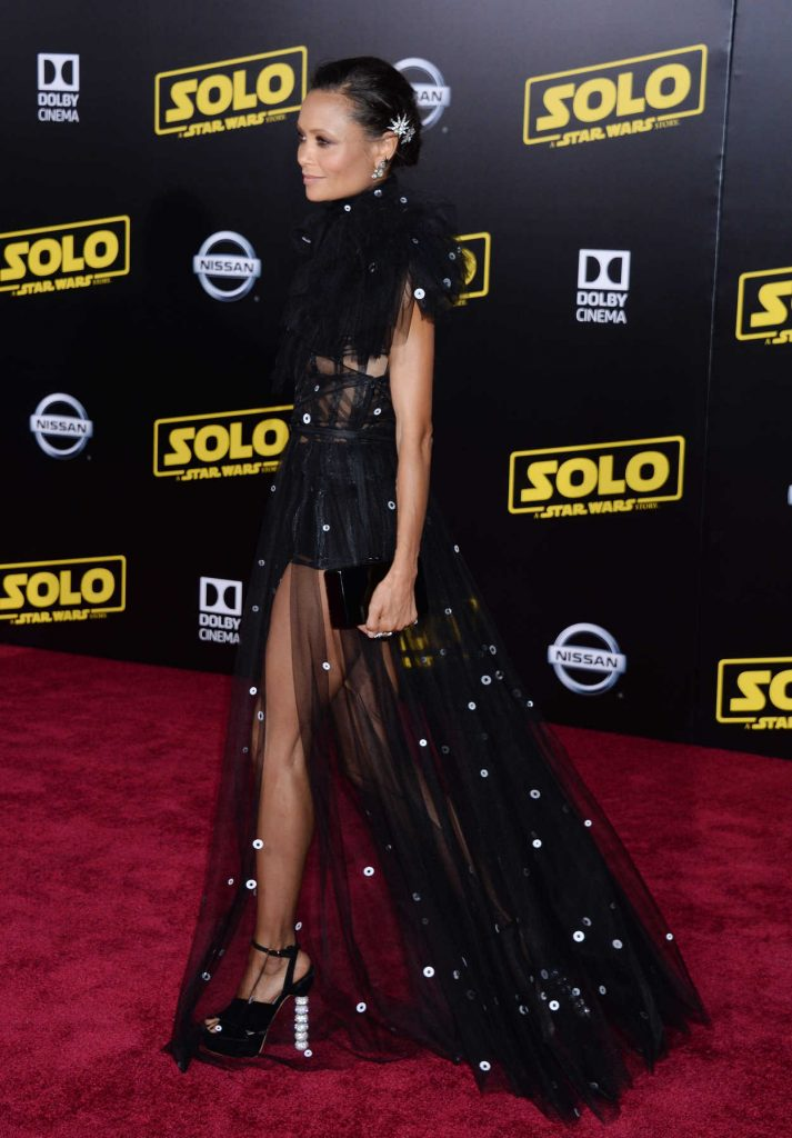 Thandie Newton at the Solo: A Star Wars Story Premiere in Los Angeles 05/10/2018-3