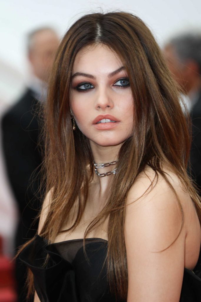Thylane Blondeau at Sorry Angel Premiere During the 71st Cannes Film Festival in Cannes 05/10/2018-4