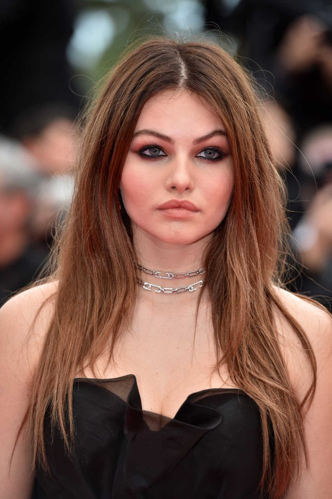Thylane Blondeau at Sorry Angel Premiere During the 71st Cannes Film Festival in Cannes 05/10/2018-5