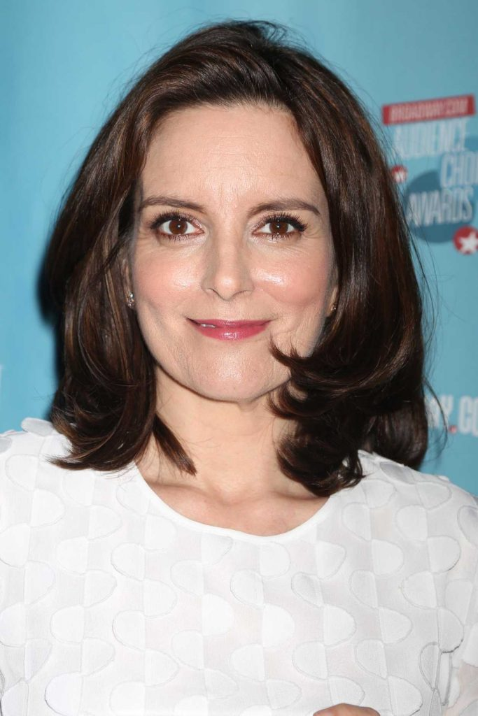 Tina Fey at Broadway.com Audience Choice Awards in New York 05/24/2018-5