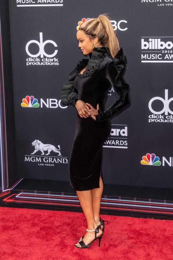 Tyra Banks at Billboard Music Awards in Las Vegas 05/20/2018-3