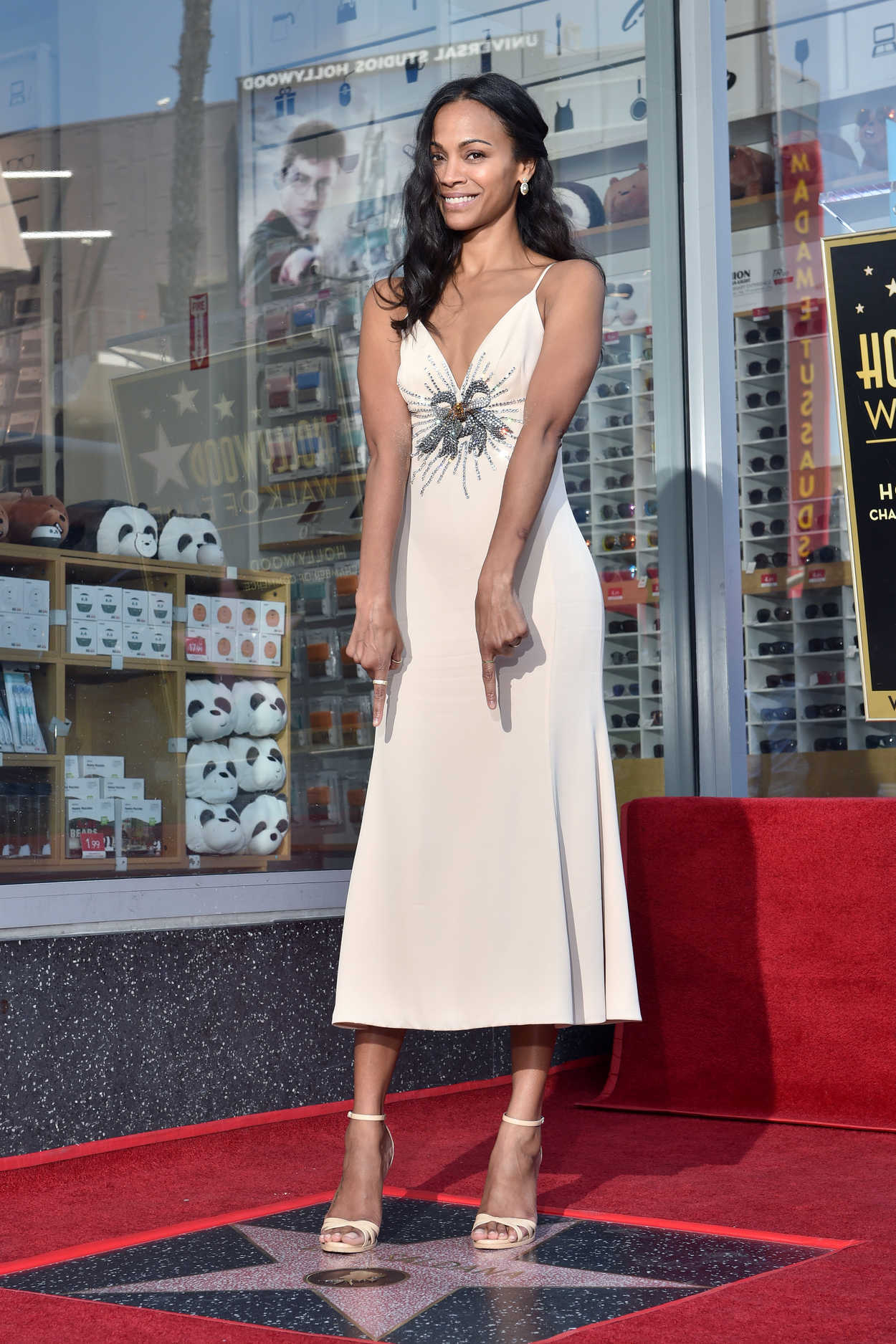 Zoe Saldana – celebs...