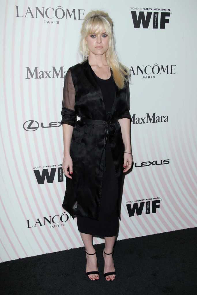 Alice Eve at 2018 Women in Film Crystal and Lucy Awards in Los Angeles 06/11/2018-1