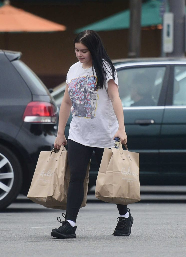 Ariel Winter Goes Shopping Out in Los Angeles 06/18/2018-3