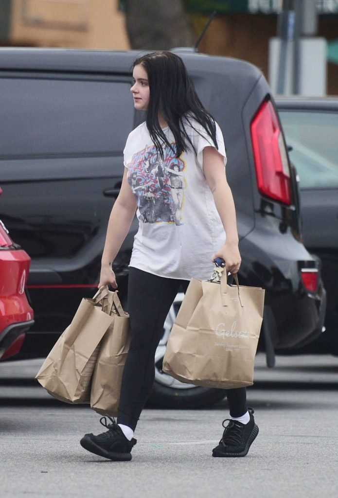 Ariel Winter Goes Shopping Out in Los Angeles 06/18/2018-4