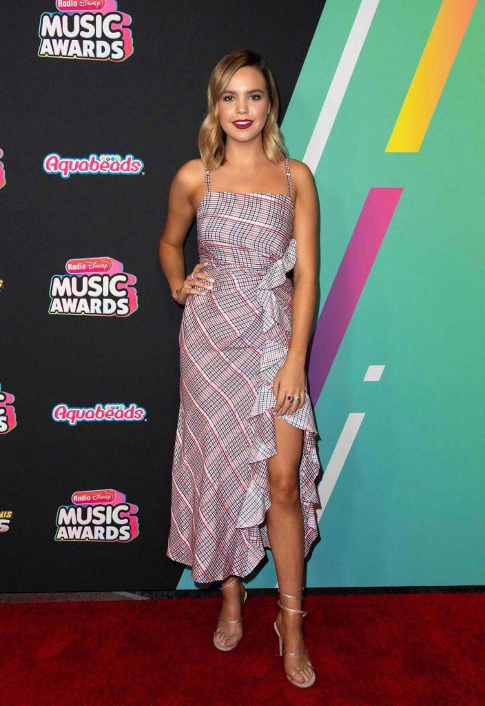 Bailee Madison at 2018 Radio Disney Music Awards in Los Angeles 06/22/2018-1