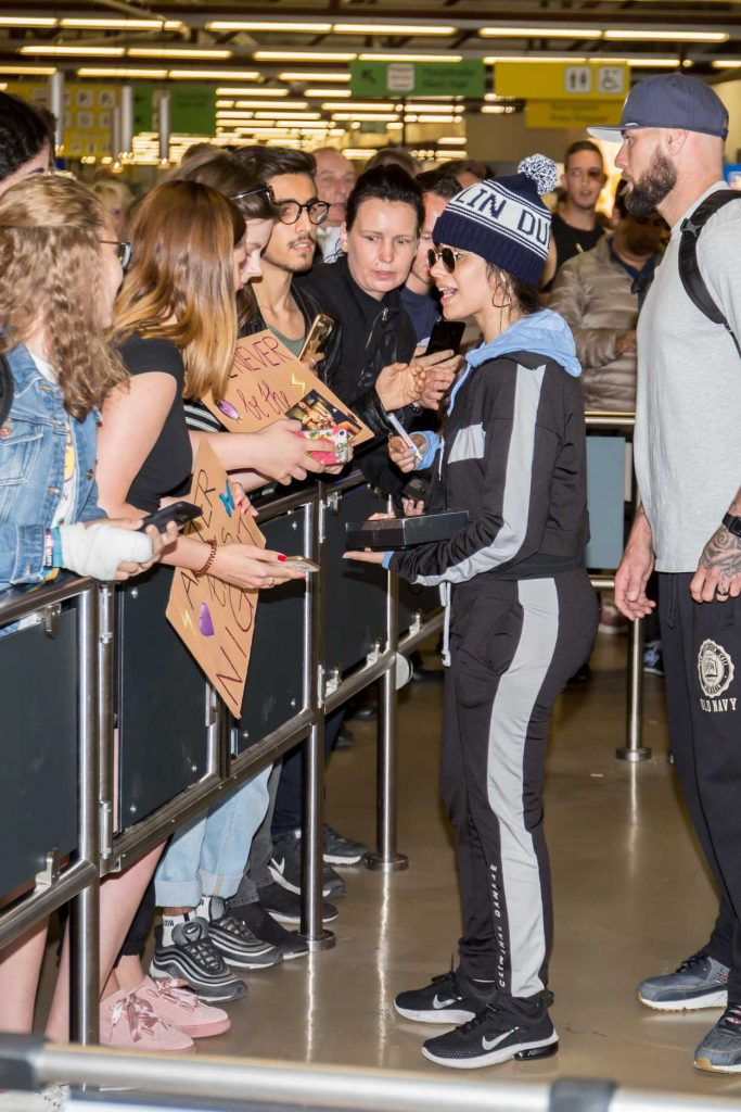 Camila Cabello Was Spotted at Tegel Airport in Berlin 06/17/2018-2