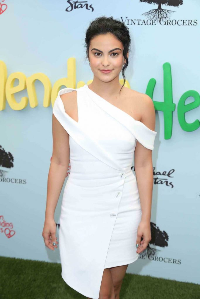 Camila Mendes at the Children Mending Hearts Gala in Los Angeles 06/10/2018-4