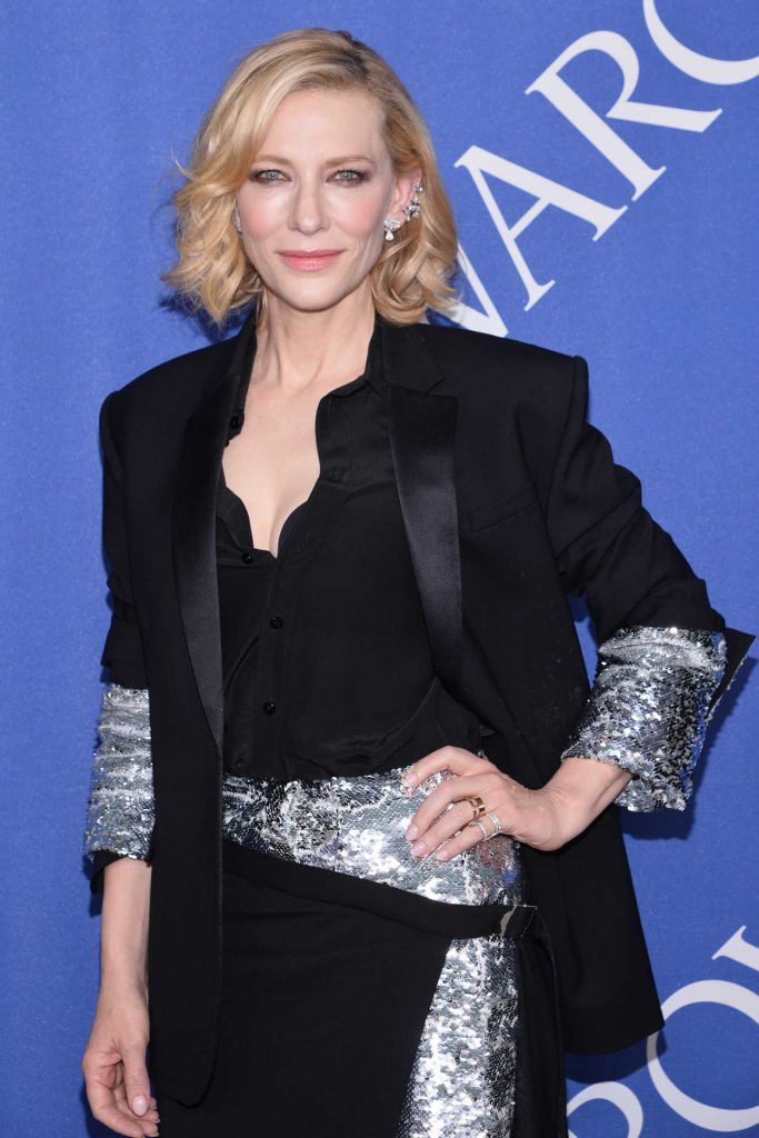 Cate Blanchett at 2018 CFDA Fashion Awards at Brooklyn Museum in New York City 06/04/2018-4