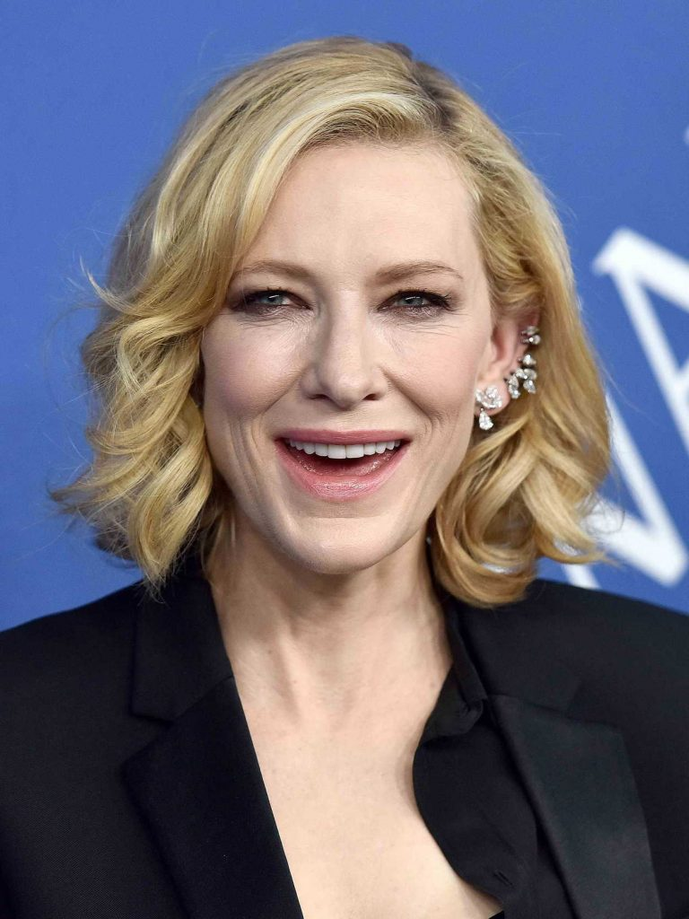 Cate Blanchett at 2018 CFDA Fashion Awards at Brooklyn Museum in New York City 06/04/2018-5