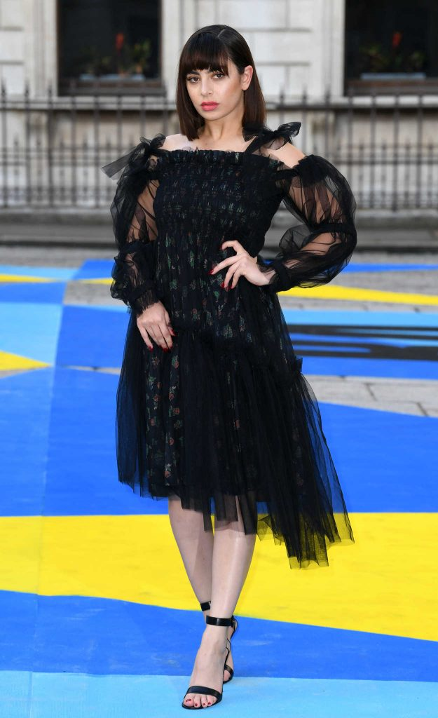 Charli XCX at Royal Academy of Arts Summer Exhibition Preview Party in London 06/06/2018-1