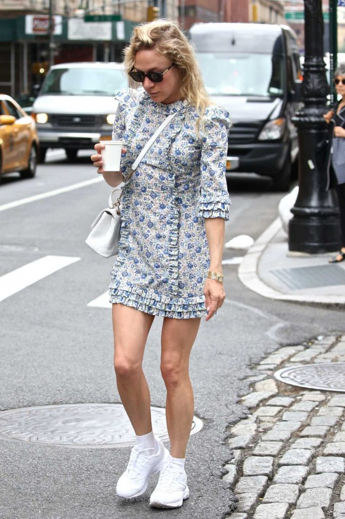 Chloe Sevigny Was Seen Out in New York City 06/22/2018-2