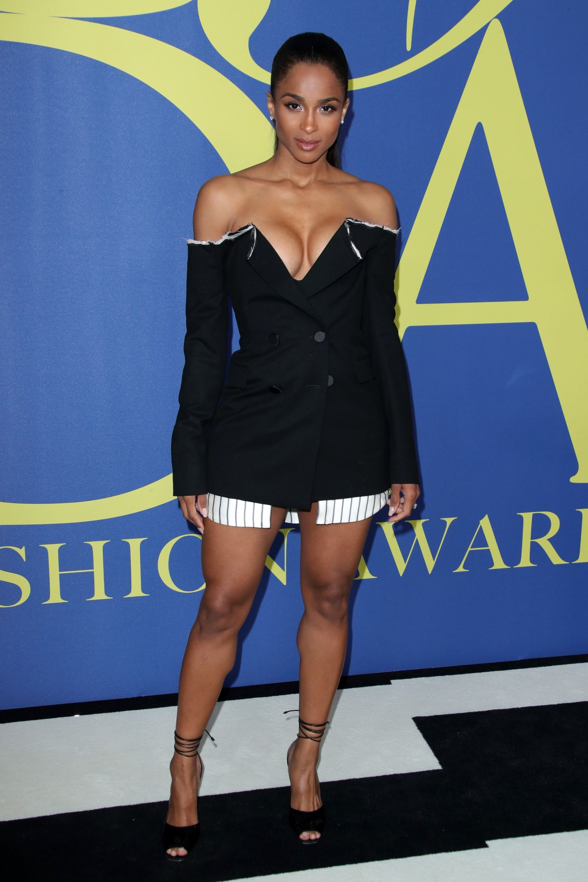 Ciara At 2018 Cfda Fashion Awards At Brooklyn Museum In New York City 06 04 2018