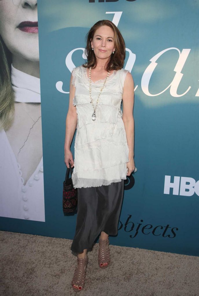 Diane Lane at the Sharp Objects HBO Series Premiere in Los Angeles 06/26/2018-1