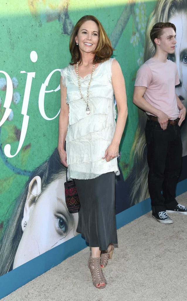 Diane Lane at the Sharp Objects HBO Series Premiere in Los Angeles 06/26/2018-2