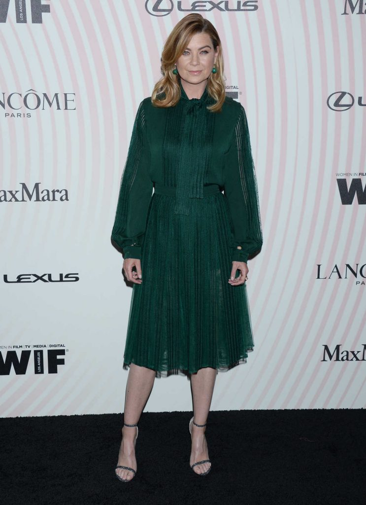 Ellen Pompeo at 2018 Women in Film Crystal and Lucy Awards in Los Angeles 06/11/2018-1