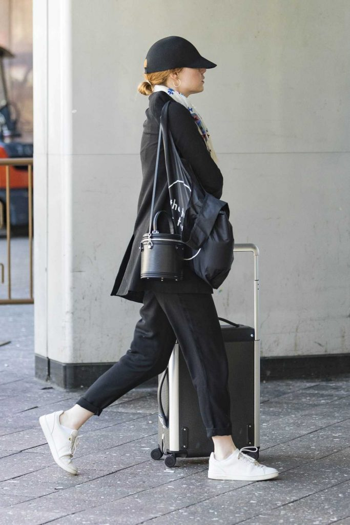 Emma Stone Was Seen Out in New York 06/14/2018-1