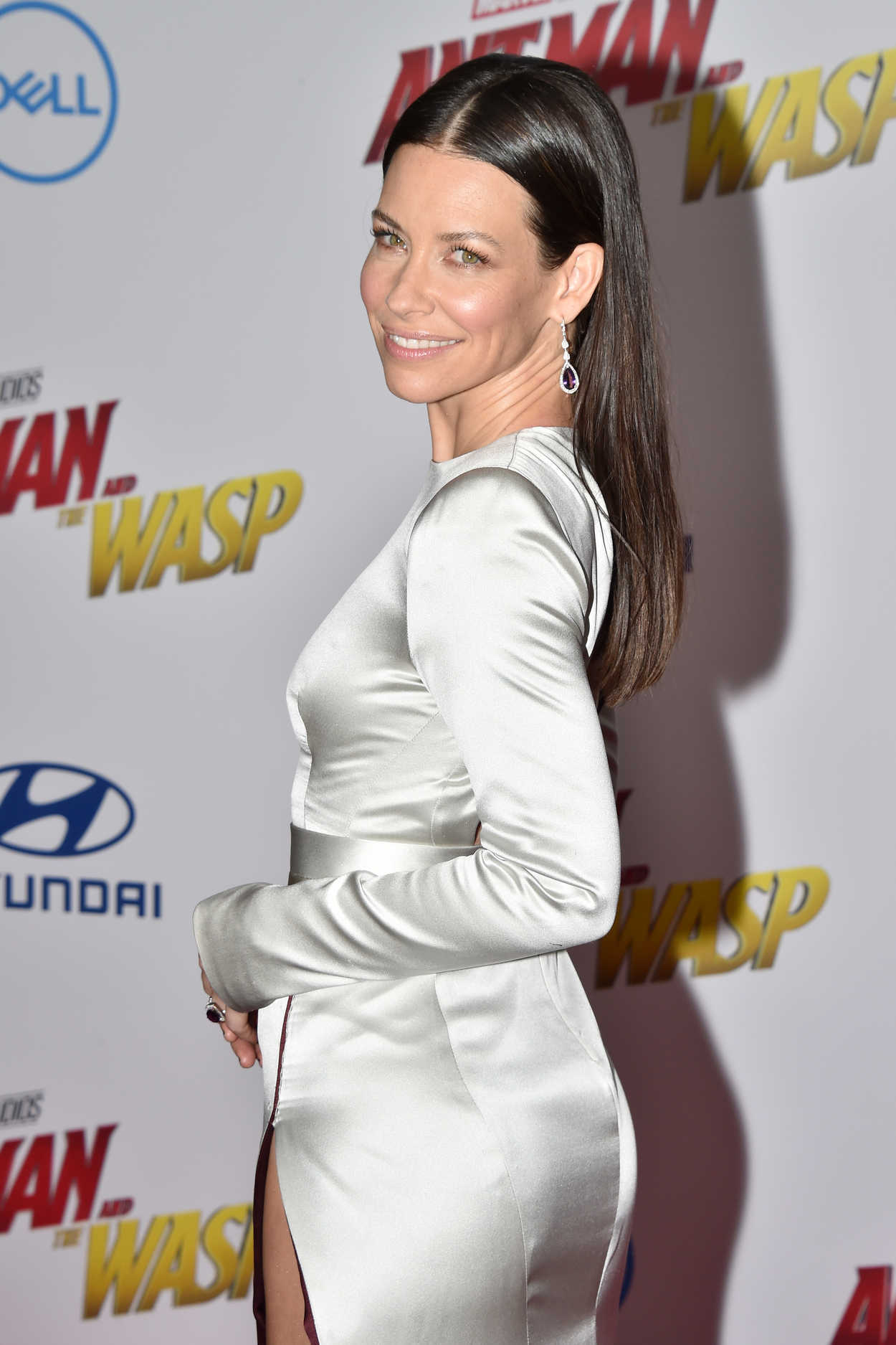 Evangeline Lilly at Ma...