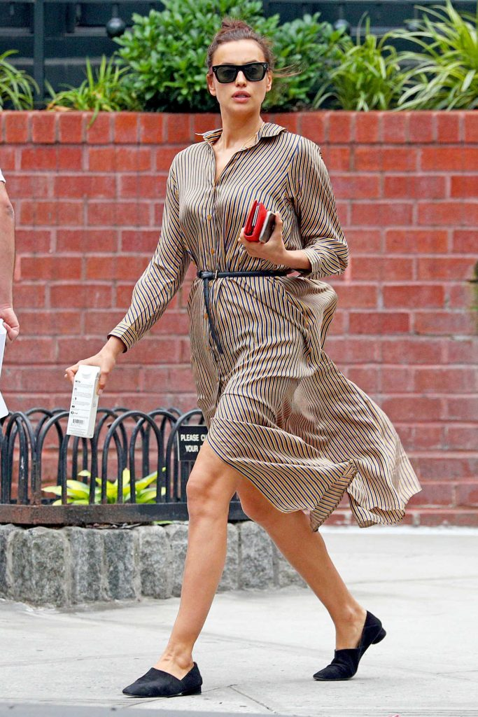 Irina Shayk Was Seen Out in New York City 06/23/2018-1