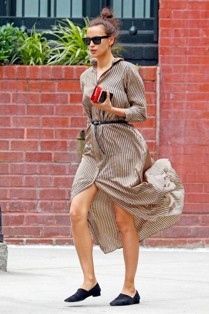 Irina Shayk Was Seen Out in New York City 06/23/2018-2