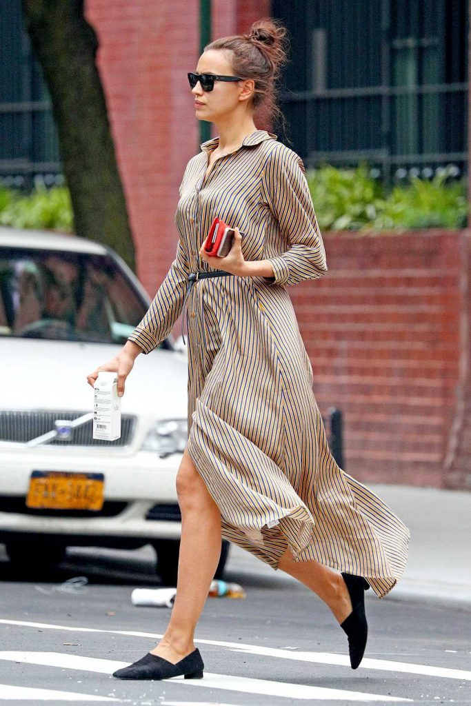 Irina Shayk Was Seen Out in New York City 06/23/2018-3