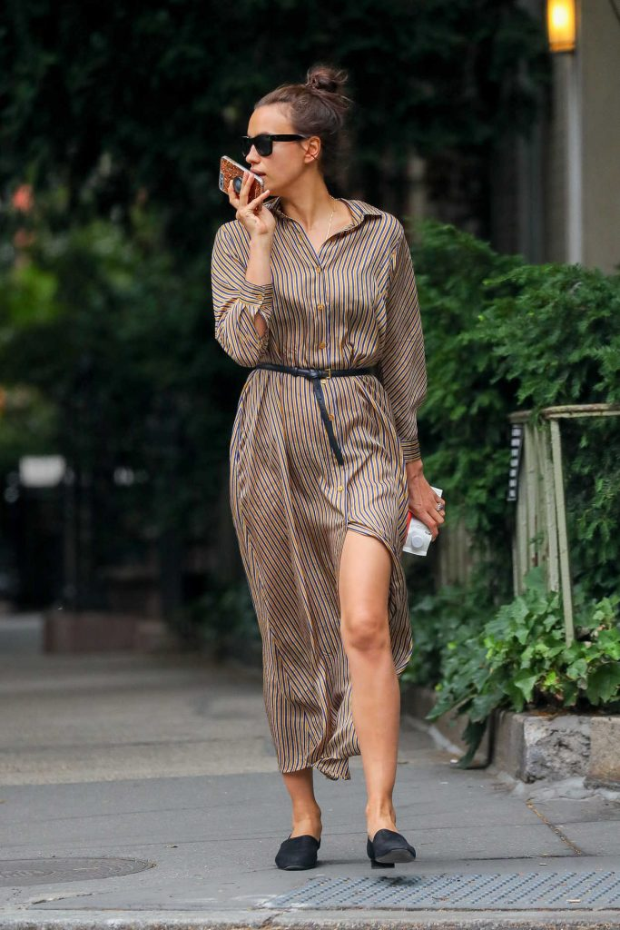 Irina Shayk Was Seen Out in New York City 06/23/2018-4