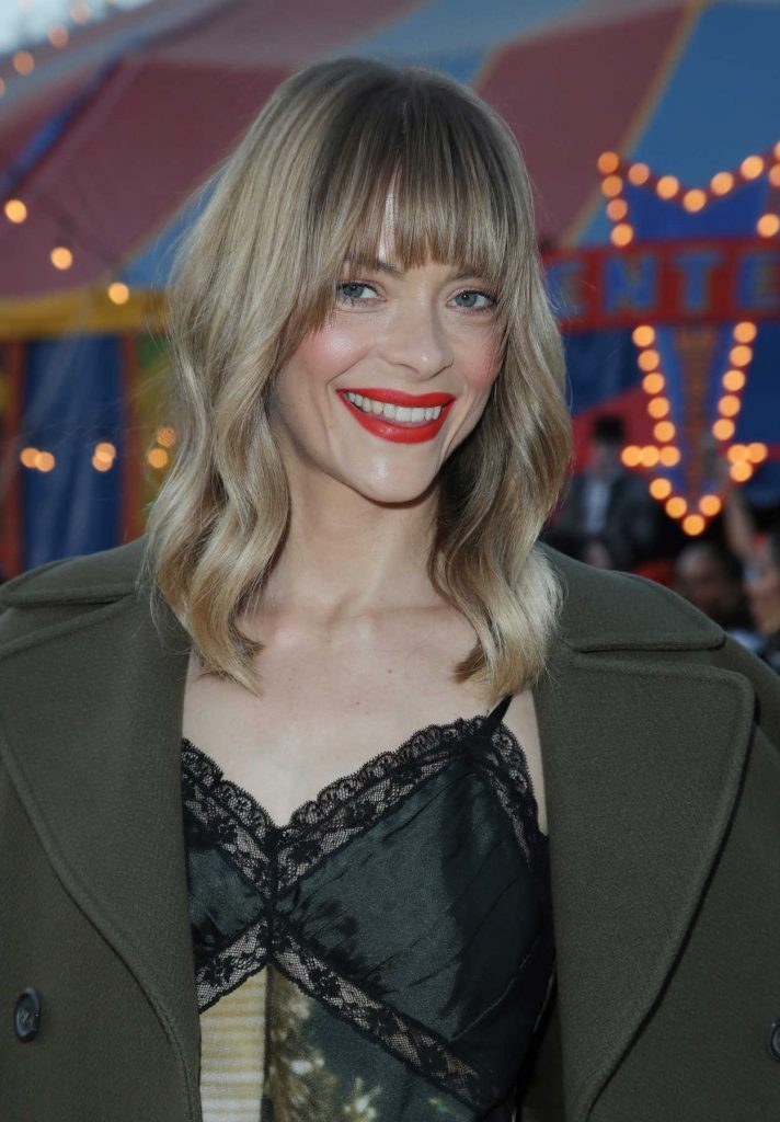 Jaime King at the Moschino Resort Collection Show at Los Angeles Equestrian Center in Burbank 06/08/2018-5