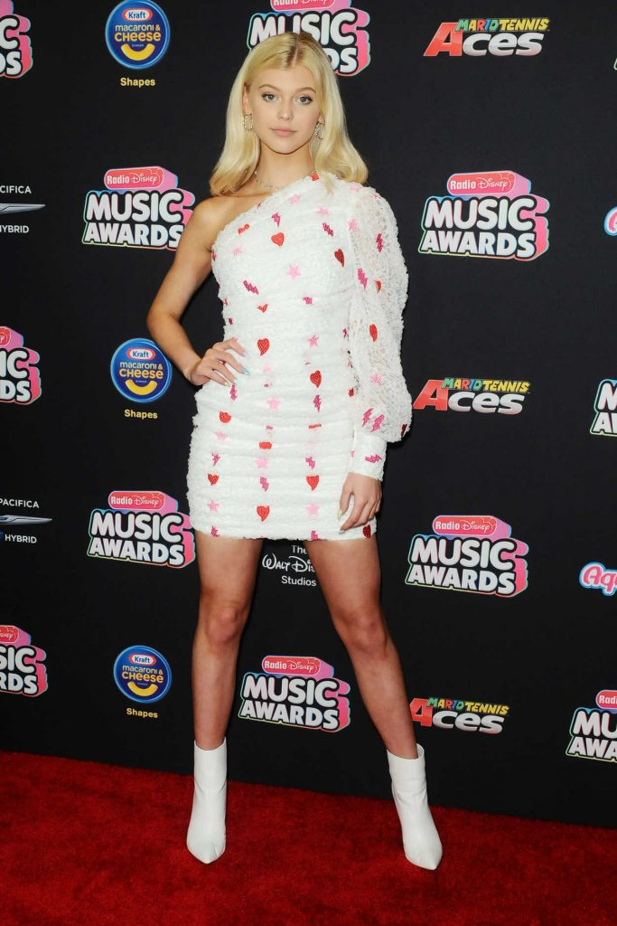 Loren Gray at 2018 Radio Disney Music Awards in Los Angeles 06/22/2018-1