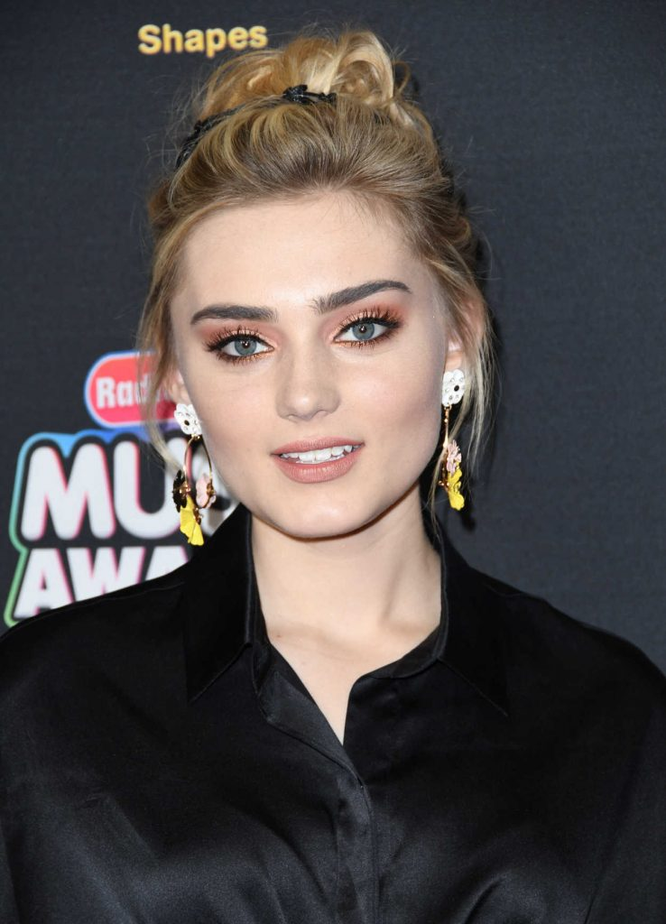Meg Donnelly at 2018 Radio Disney Music Awards in Los Angeles 06/22/2018-4