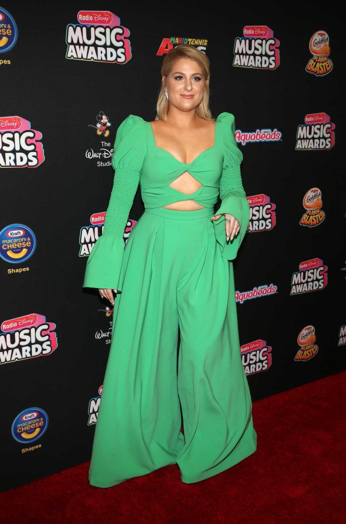 Meghan Trainor at 2018 Radio Disney Music Awards in Los Angeles 06/22/2018-1