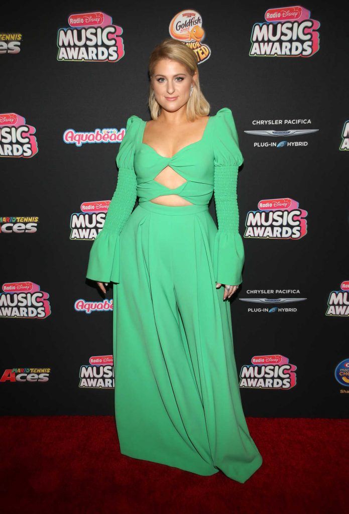 Meghan Trainor at 2018 Radio Disney Music Awards in Los Angeles 06/22/2018-2