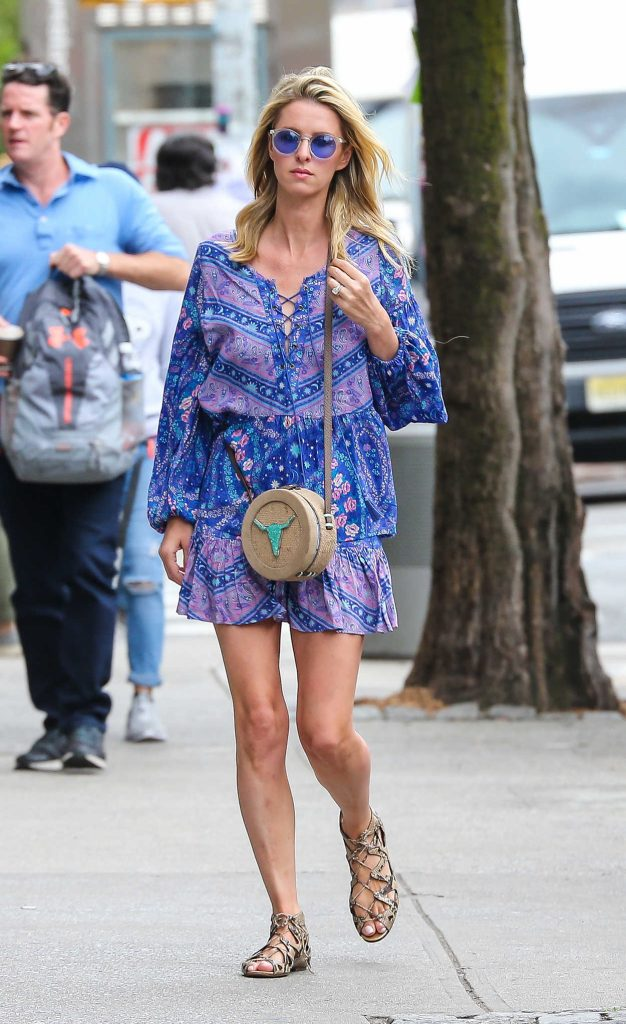 Nicky Hilton Was Seen Out in New York City 06/15/2018-1