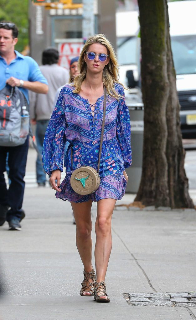 Nicky Hilton Was Seen Out in New York City 06/15/2018-2