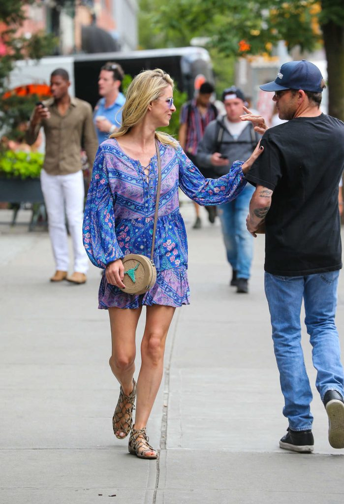 Nicky Hilton Was Seen Out in New York City 06/15/2018-3
