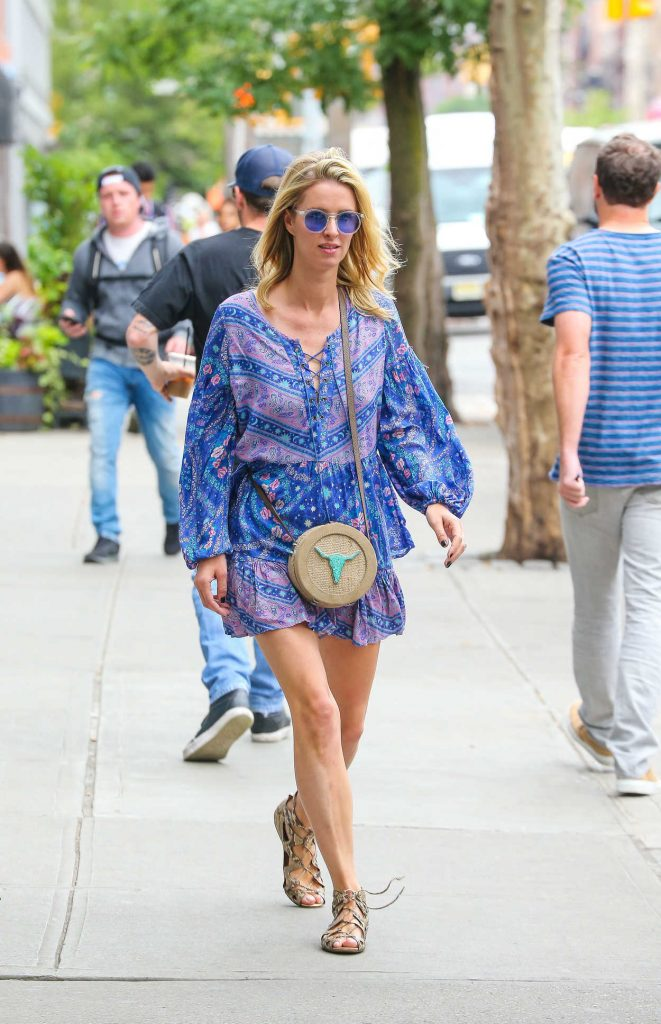 Nicky Hilton Was Seen Out in New York City 06/15/2018-5