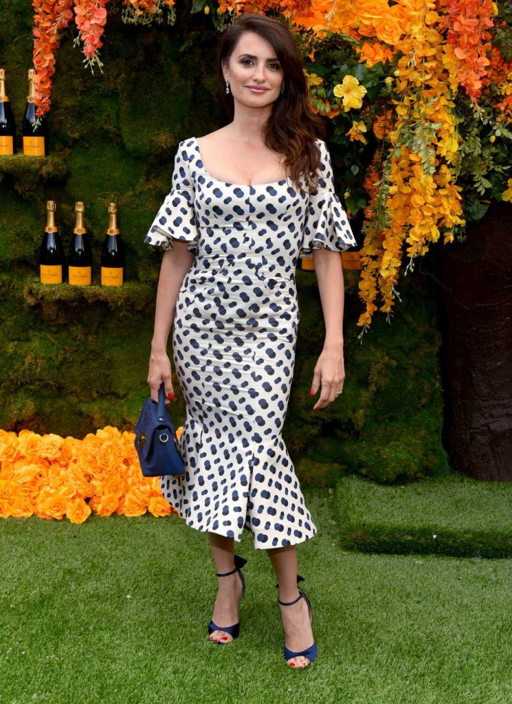 Penelope Cruz at the 11th Annual Veuve Clicquot Polo Classic in New Jersey 06/02/2018-1