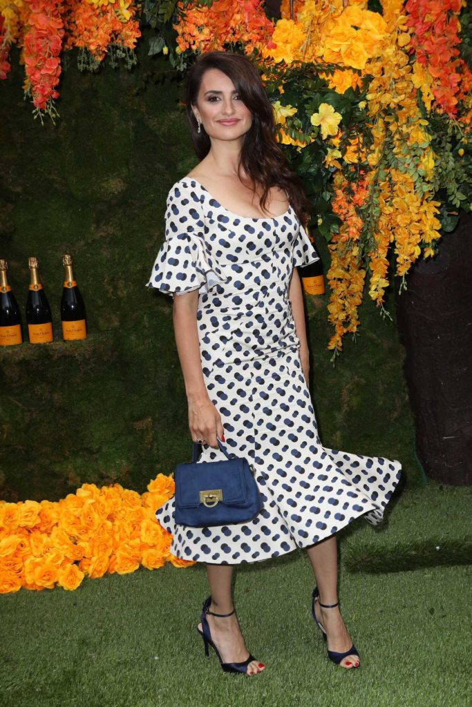 Penelope Cruz at the 11th Annual Veuve Clicquot Polo Classic in New Jersey 06/02/2018-2