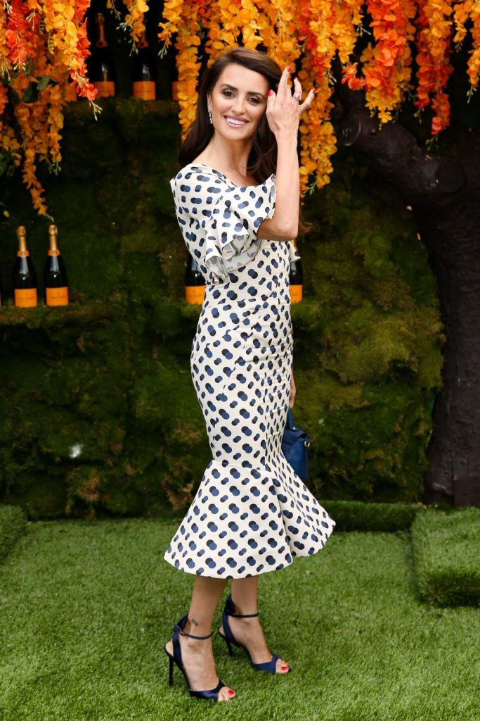 Penelope Cruz at the 11th Annual Veuve Clicquot Polo Classic in New Jersey 06/02/2018-3